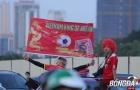 CĐV nhuộm đỏ Mỹ Đình, hô vang 'Việt Nam là vua Đông Nam Á'