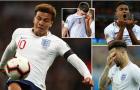 10 cầu thủ trong danh sách 'báo động đỏ' của tuyển Anh