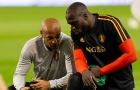 Từ Bỉ, Lukaku gửi lời yêu thương đến Henry, Drogba