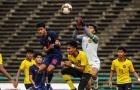 """""""Chấp"""" 2 suất trên 22 tuổi, HLV Nishino chốt danh sách U22 Thái Lan đấu SEA Games"""