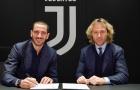 """CHÍNH THỨC: Juventus gia hạn hợp đồng với """"kẻ nổi loạn"""""""