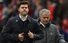 Pochettino: 'Với tôi, Mourinho là một trong những HLV xuất sắc nhất lịch sử'