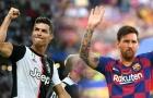 'Tôi đã có thể ở cùng đẳng cấp với Messi và Ronaldo'