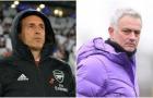 XONG! Mourinho không về Arsenal, đây là phản ứng của Emery