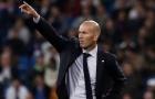 Zidane đã sẵn sàng đón 'viên ngọc' lãng quên về thắp sáng La Liga
