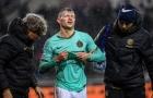 """Inter Milan đại thắng, Conte """"run rẩy"""" trước ngày Champions League trở lại"""