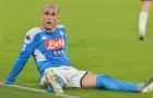 """Nhận 10 triệu euro, cựu sao Real Madrid chuẩn bị rời """"con tàu đắm"""" Napoli"""