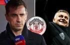Nghe theo Gary Neville, đội hình Man Utd sẽ 'hoàn hảo' đến mức nào?