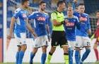 """Trước """"đại chiến"""" với Liverpool, nội bộ Napoli lại gây chuyện"""