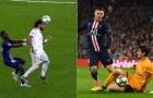 10 hình ảnh khó quên loạt trận C1 rạng sáng nay: Địa chấn 'bẻ còi'; 'Thảm họa' Morata