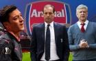 Arsenal nguy cấp, còn ai hoàn hảo hơn Max Allegri?