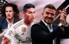 Đội hình 'bất khả chiến bại' của Beckham tại Inter Miami nếu thành hiện thực
