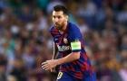 Messi 'tuột' Quả bóng vàng 2019 nếu theo tiêu chí bàn thắng và kiến tạo