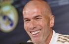 Zidane: 'Cậu ấy sẽ không đi đâu cả'