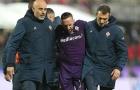 Đến Fiorentina được 3 tháng, Franck Ribery liên tiếp gặp họa