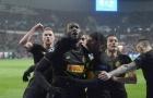 Ghi bàn đầu tiên tại Champions League và đây là tâm trạng của Lukaku tại Inter Milan