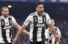 """Tăng cường tuyến giữa, AC Milan hỏi mua """"người thừa"""" của Juventus"""