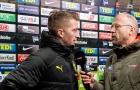 Toát mồ hôi giành 3 điểm, Reus dùng 2 câu thuyết phục nói về Dortmund