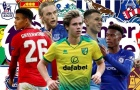 5 tài năng trẻ đáng xem nhất Premier League: 'Siêu tiền vệ' lạ hoắc!