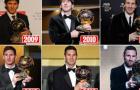 Messi làm được gì trong 6 năm giành danh hiệu QBV