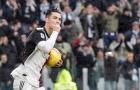 10 cầu thủ dẫn đầu danh sách ghi bàn tại Serie A 2019 - 2020: Ronaldo trở lại, Lukaku 'hít khói'