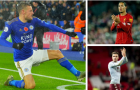 10 ngôi sao nổi bật nhất tháng 11 tại Premier League: 'Vua' kiến tạo; 'Khẩu thần công' Bầy cáo