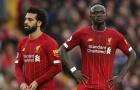 'Mane và Salah ít khi chuyền bóng cho chúng tôi'