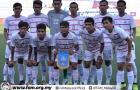 Nhấn chìm á quân Malaysia, U22 Campuchia vẽ lại bản đồ bóng đá SEA Games