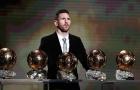 Lionel Messi, đơn giản đã là vĩ đại!