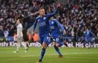 Âm thầm tiến bước, Jamie Vardy đi vào lịch sử Leicester