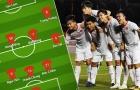 Đội hình ra sân U22 Việt Nam đấu Thái Lan: 'Người không phổi', Quái kiệt Viettel