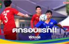 Truyền thông Thái: Về nhà đi! Voi chiến thi đấu đáng thất vọng trước U22 Việt Nam