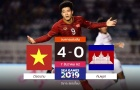 Báo Thái Lan chỉ ra cầu thủ xuất sắc của U22 Việt Nam trận thắng Campuchia