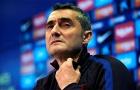 Đến Barcelona, 'kẻ thay thế' Valverde chuẩn bị cho một cuộc lật đổ?
