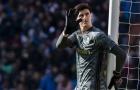 Courtois lập cột mốc mới trong ngày Real đả bại Espanyol
