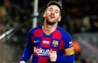 Fan Barca: 'Thưa quý vị, đây là cách anh nhà ăn mừng QBV thứ 6'