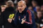 Ljungberg: 'Tôi để những cầu thủ đó chịu trách nhiệm'