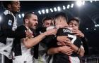 Juventus thua trận, Ronaldo vẫn khiến người hâm mộ ấm lòng