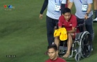 NÓNG! Quá sốc với hình ảnh 'nạn nhân' của Văn Hậu sau trận