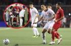 Báo Indonesia ca ngợi 1 hành động của Đoàn Văn Hậu, so sánh với Sergio Ramos