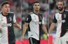 """Đấu Leverkusen, Juventus sẽ không sử dụng """"tam tấu"""" HDR cùng một lúc"""