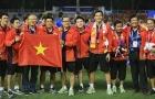 HLV Nguyễn Thế Anh: 16 năm chờ đợi tấm huy chương vàng SEA Games