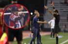 SỐC: Lộ hình ảnh CĐV Indonesia xúc phạm HLV Park Hang-seo