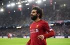 Tầm ảnh hưởng của Salah chỉ xếp sau 1 người ở Champions League
