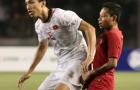 Trước Indonesia, Văn Hậu là hiện thân của trung vệ xuất sắc nhất thế giới