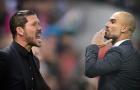 'Đó là điểm khác biệt giữa Pep Guardiola và Diego Simeone'