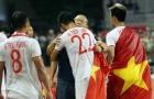 Bóng đá Việt Nam và những lời cảm ơn