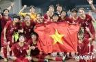 CHÍNH THỨC: ĐT Việt Nam vào top 6 châu Á, bỏ xa Thái Lan trên BXH FIFA