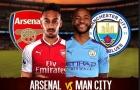 Đội hình 4-1-3-2 kết hợp Arsenal - Man City: Trảm 'số 10 sống mòn' và bom tấn 80 triệu