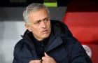 Mourinho: 'Tôi không nghĩ cậu ấy có thể đá hậu vệ trái tại Premier League'